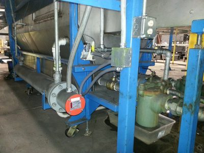 Heated Rinse Tank System