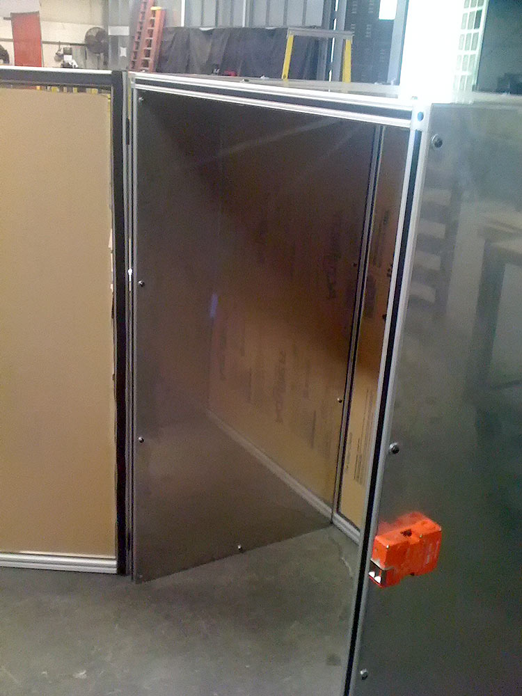 Custom Stainless Steel Cabinet for Medical Industry Clean Room