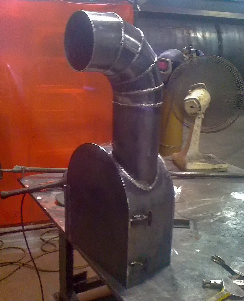 Dust Collecting Machine Saw Guard