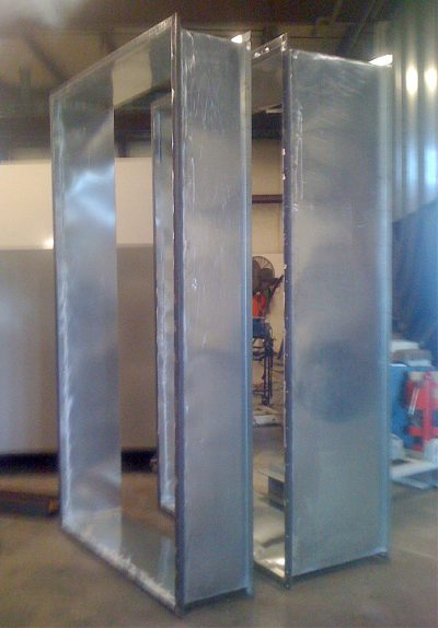 Sheet Metal Duct Work