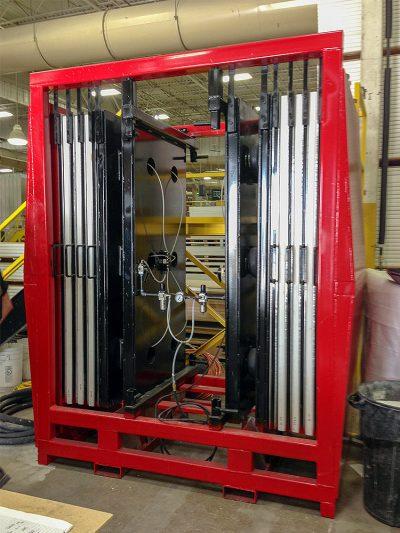 Custom Fabricated Unit