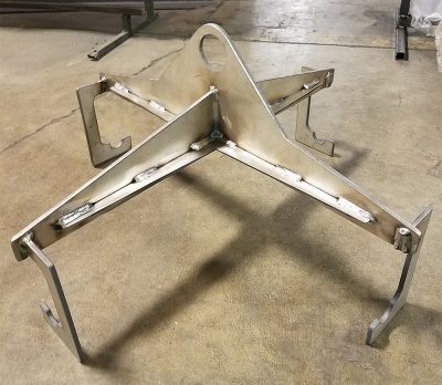 Custom Fabricated Hoist Hook