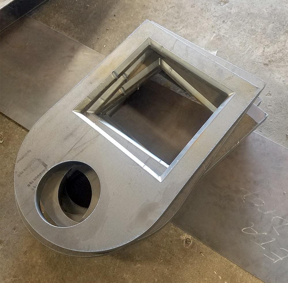 CNC Plasma Cut Plates