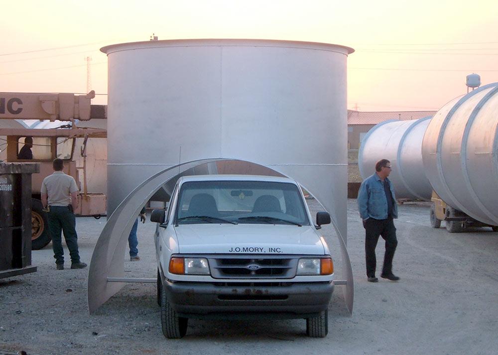 Individual Rinse Tank