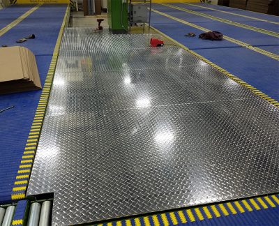 Diamond Plate Decking