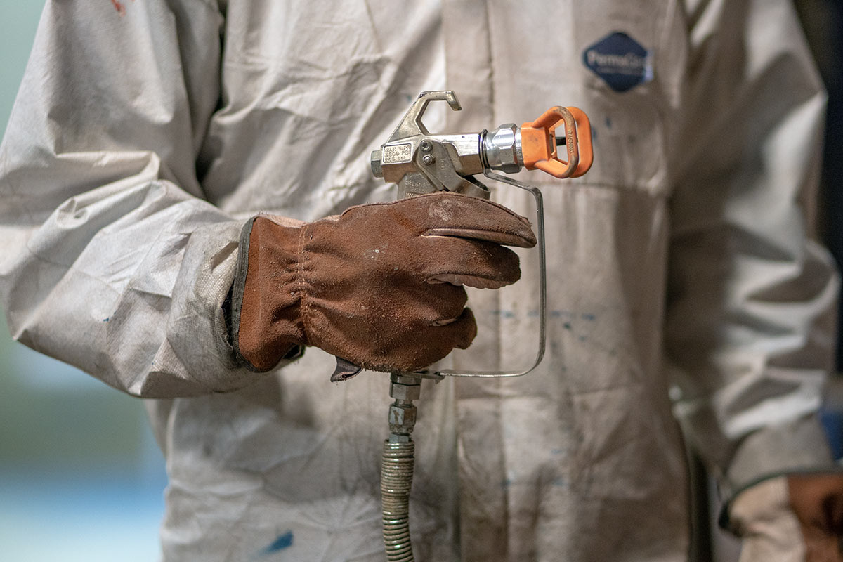 Commercial Amp Industrial Painting Services Mory Metal